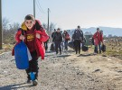 Kreativwettbewerb: Flucht und Asyl