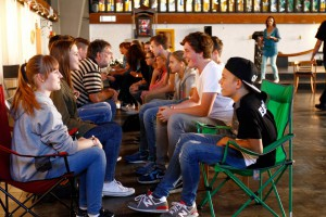 totalfirm - Speeddating in der Kirche