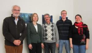 DKV-Vorstand Trier 2014