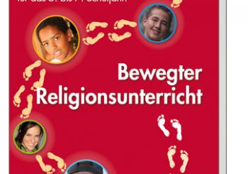 Neuerscheinung: Bewegter Religionsunterricht