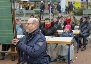 Gelungener Auftakt in Paderborn – dkv startet Kampagne zum Religionsunterricht –