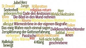 Leuchtende Wörter. Ergebnisse der Tagung und der Workshops.