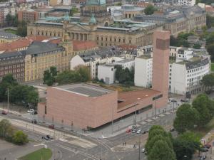 Die neue Propstei in Leipzig. Ort einiger Veranstaltungen der Jahrestagung; Foto: Markus Ladstätter
