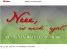 Neee, is nich' egal – Der Film zum RU ist ab jetzt auf youtube zu sehen