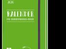 Ab 13. Juni erhältlich: Der neue Lehrer*innenkalender des dkv